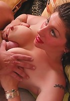 Hardcore milf Paula showing her fleshy parts