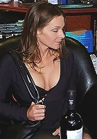 smoking hot milf gets banged on couch big tits wide ass