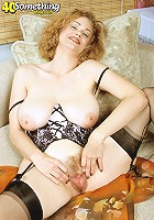 Moms enjoy playing with cocks