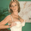 Cheating big titted milf cougar in heels roughly analized