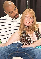 Interracial creampied mother of four