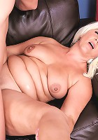 The big-assed Latina MILF and the big cock