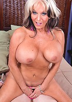 Sally D'Angelo - Sally's creamed cunt