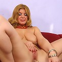 Lustful mommy gives her asshole a really hard time