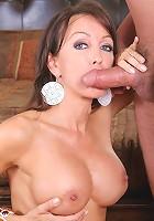 Kristina Cross and Dick Delaware