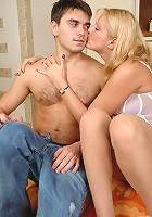 Bridget M&Clifford sex with mature lady