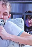 Caroline M&Morris pantyhosefucking eager mature housewife