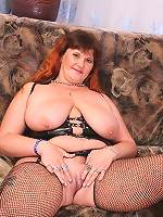 Busty mature babe getting shafted long and hard