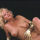 mature mamas sucks hard cock while finger fucking