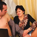 This housewife loves to tease her boyfriend and get some
