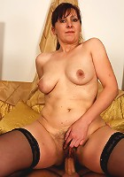 This kinky mama loves to suck the guy next door
