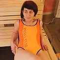 Come sit down and relax with our sauna ladies