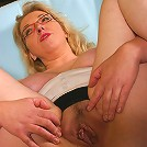 mature Jane is naughty and ready to show off