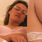 This mature slut loves to finger herself