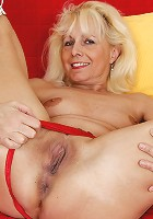 mature slut sucking a hard cock