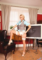 Busty Anilos teacher Amber Jayne is a master in the art of seduction