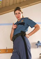 Delilah from AllOver30 wants you to break the law with her in here