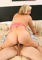 Busty Kala proves she can still handle throbbing cock