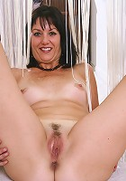 Beautiful housewife Sydney from AllOver30 shows off her MILF body