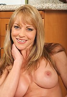 Hot mature model Shayla from AllOver30 shows off a perfect body