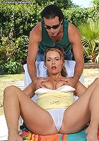 Kelly wants you to cum stretch her pussy with your big cock!