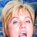 Smokin' hot MILF gets pounded!