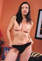 Horny mature slut gets her fill of jizz!