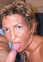 Grandma loves anal sex!