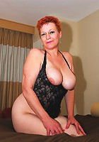 This Latina Grandma is ready to take a big dicking!