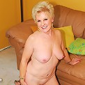 Dress in a naughty pair of thong panties Champagne is over 60 and just hitting her sexual prime
