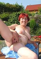 Grandma still loves to fuck and suck cock!