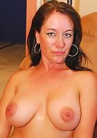 40 plus slut loves to slurp nut!