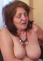 His wife walks in on him after he just fucked his mother in law and is still naked