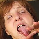 Daughter finds her mature mother fucking her young husband and she gets pissed off