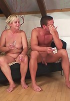 Plentiful and fantastic fucking with a mature beauty is to be admired lustily