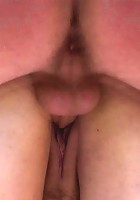 She gets worked up thinking about him inside her and he wants to fuck the mature slut hard