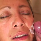 His big dick is the key to the happiness of this mature slut and she takes it deep and hard