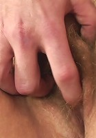 His old mother in law gets on top of his cock after a blowjob and rides him with her wet pussy