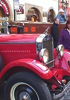 A ride on a vintage car loosens her up and she goes home with him for hot granny fucking