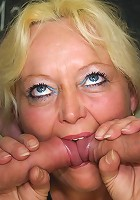 The guys get naked with their teacher and her mature pussy and mouth are their playgrounds
