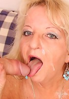 Mature slut drinks with the guys and lets them fuck her hole like she really craves