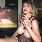 Old horny chick who really does like sucking cock
