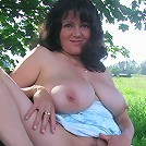 amateur nude outdoors