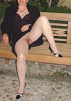 outdoor mature sex