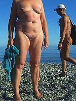 big mature butts in public