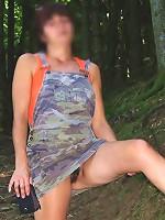 fat mature outdoor sex