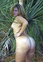naughty mature outdoor