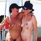 public mature nude