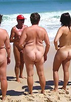outdoor mature threesome