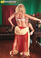 Belly Dancing For Your Cum